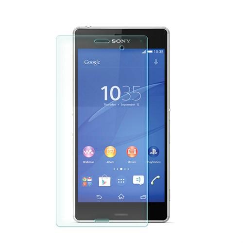 Cep Market Sony Xperia Z3 Kırılmaz Cam Ekran Koruyucu - Tempered Glass