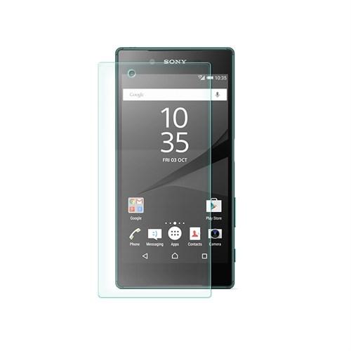 Cep Market Sony Xperia Z5 Compact Kırılmaz Cam Ekran Koruyucu - Tempered Glass