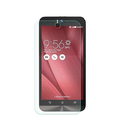 Cep Market Asus Zenfone 2 Selfie Kırılmaz Cam Ekran Koruyucu - Tempered Glass