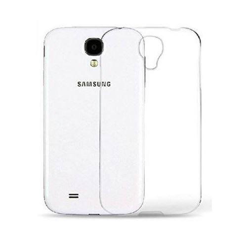Ebox Samsung Galaxy S4 Şeffaf İnce Silikon Arka Kapak - EBX-2441