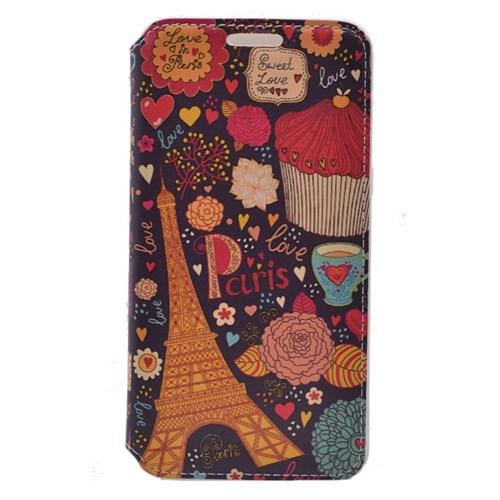 Teleplus Samsung Grand Prime Love Desenli Kılıf