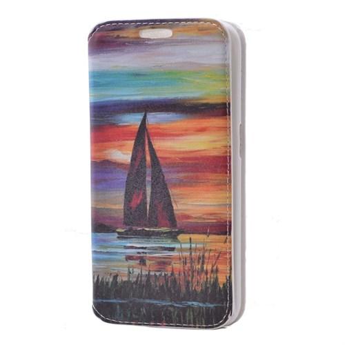 Teleplus Samsung Galaxy S6 Desenli Kılıf Doğa