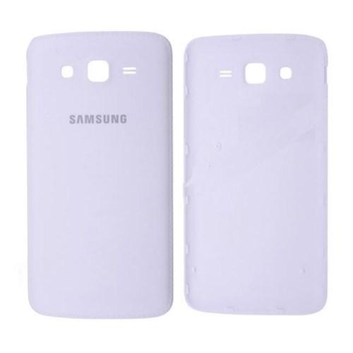Teleplus Samsung Galaxy Grand 2 Arka Pil Batarya Kapak Beyaz