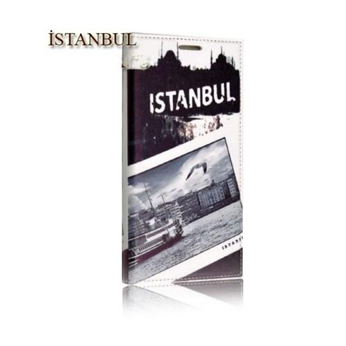 Teleplus Samsung Galaxy E7 Mıknatıslı Desenli Kılıf İstanbul