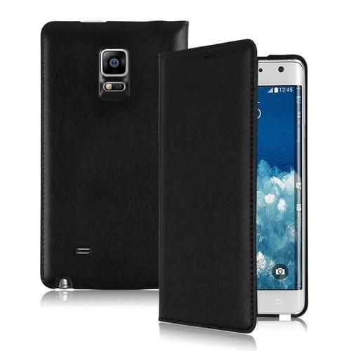 Teleplus Samsung Galaxy Note Edge Flip Cover Kılıf Siyah