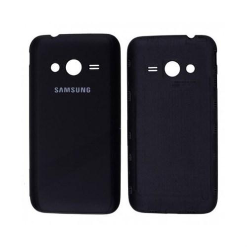 Teleplus Samsung Galaxy Ace 4 Arka Pil Batarya Kapak Siyah