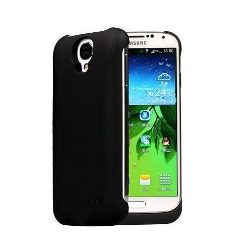 Teleplus Samsung Galaxy S4 Şarjlı Kılıf Siyah