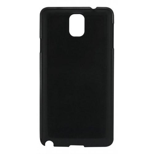 Teleplus Samsung N9000 Galaxy Note 3 Siyah Rubber Kılıf