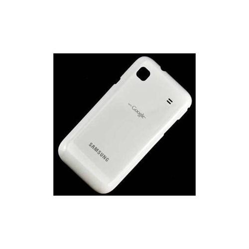 Teleplus Samsung İ9000 Galaxy S Arka Kapak Beyaz