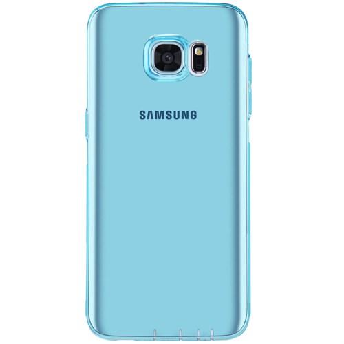 Teleplus Samsung Galaxy S7 Silikon Kılıf Mavi