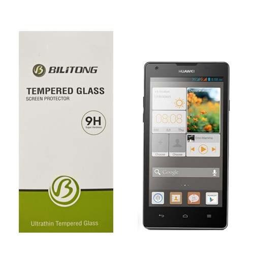 Bilitong Huawei Ascend G700 Ekran Koruyucu Temperli Cam