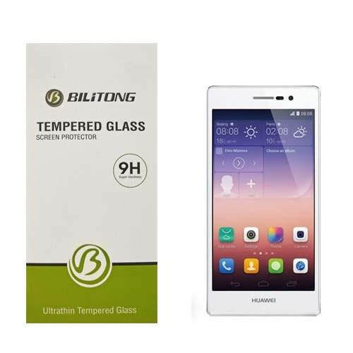 Bilitong Huawei Ascend P7 Ekran Koruyucu Temperli Cam