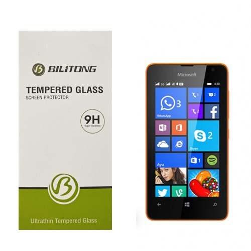 Bilitong Microsoft Lumia 430 Ekran Koruyucu Temperli Cam