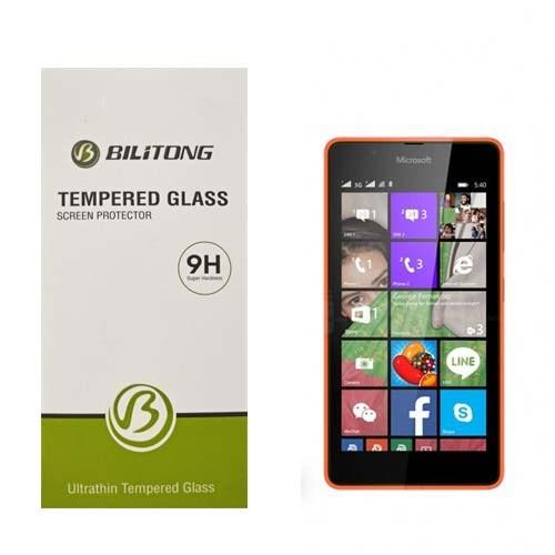 Bilitong Microsoft Lumia 540 Ekran Koruyucu Temperli Cam