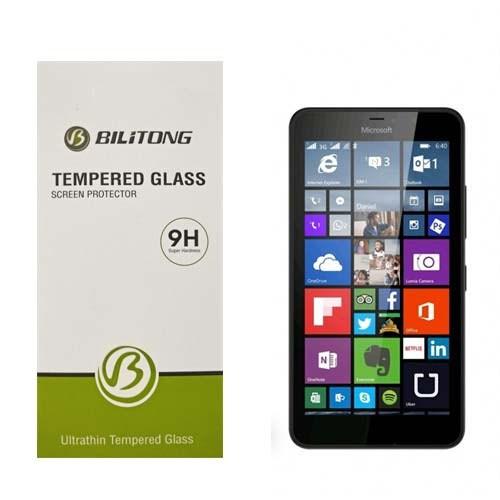 Bilitong Microsoft Lumia 640 Xl Ekran Koruyucu Temperli Cam
