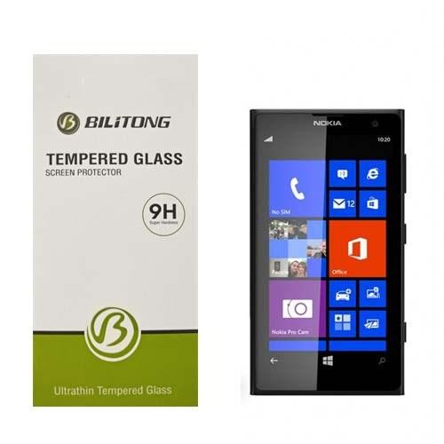 Bilitong Nokia Lumia 1020 Ekran Koruyucu Temperli Cam