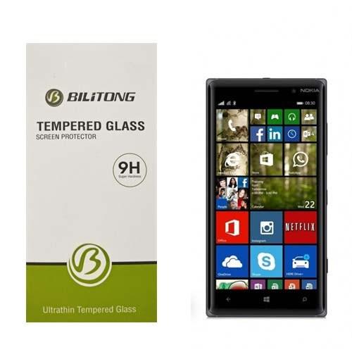 Bilitong Nokia Lumia 830 Ekran Koruyucu Temperli Cam
