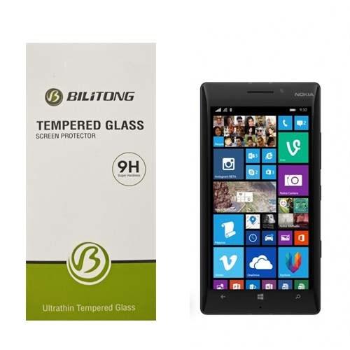 Bilitong Nokia Lumia 930 Ekran Koruyucu Temperli Cam