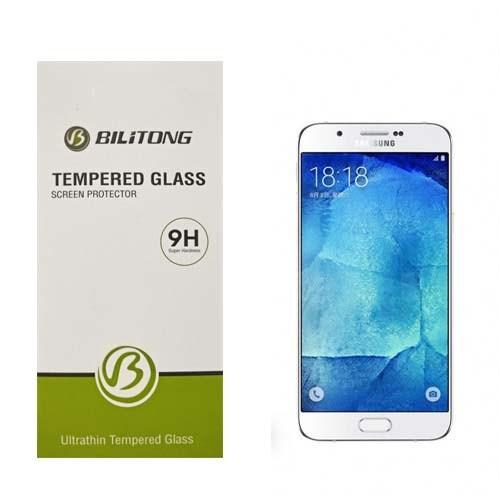 Bilitong Samsung Galaxy A8 Ekran Koruyucu Temperli Cam