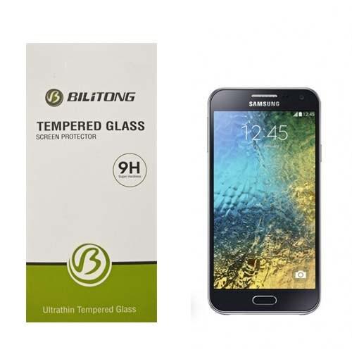 Bilitong Samsung Galaxy E7 Ekran Koruyucu Temperli Cam