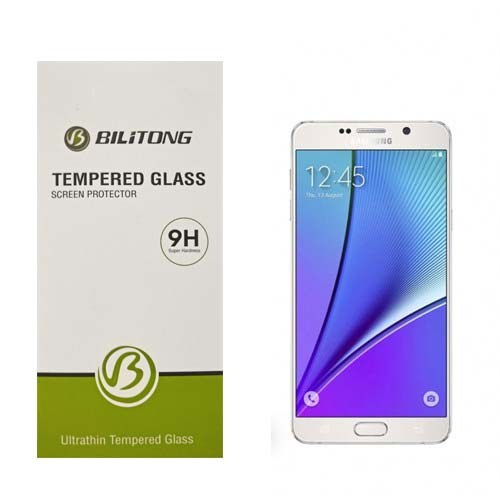 Bilitong Samsung Galaxy Note 5 Ekran Koruyucu Temperli Cam