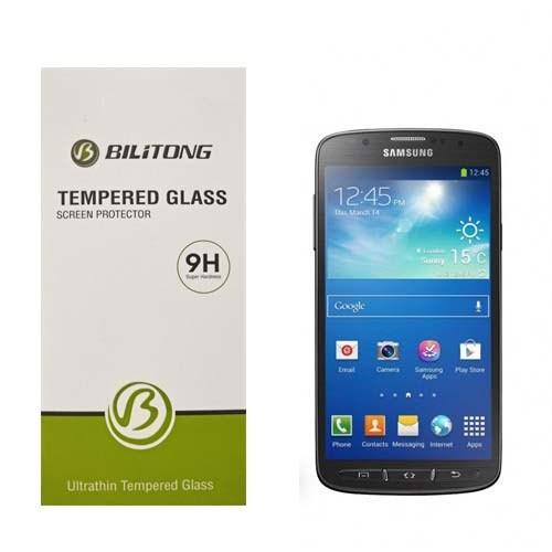 Bilitong Samsung Galaxy S4 Active Ekran Koruyucu Temperli Cam