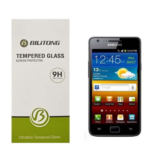 Bilitong Samsung İ9100 Galaxy S2 Ekran Koruyucu Temperli Cam