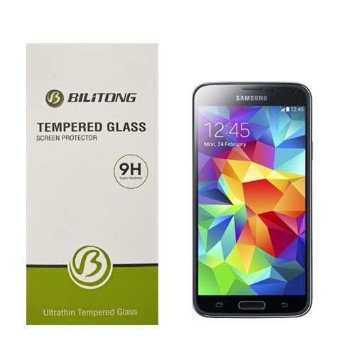 Bilitong Samsung İ9600 Galaxy S5 Ekran Koruyucu Temperli Cam
