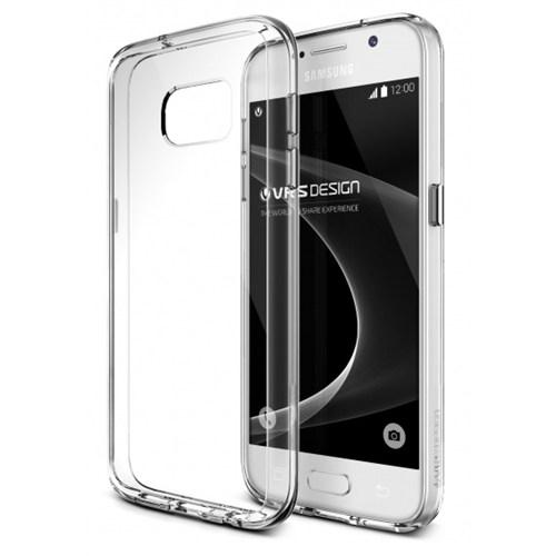 Verus Samsung Galaxy S7 Kılıf Crystal Mixx Clear