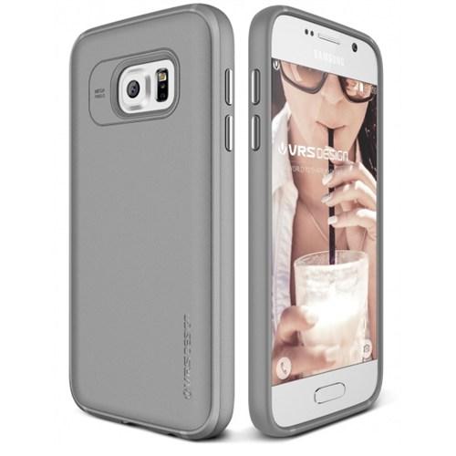 Verus Samsung Galaxy S7 Kılıf Sigle Fit Smokey Gray