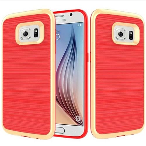 Cover Me Samsung Galaxy A3 2016 Kılıf A310 Sert Motomo Kırmızı
