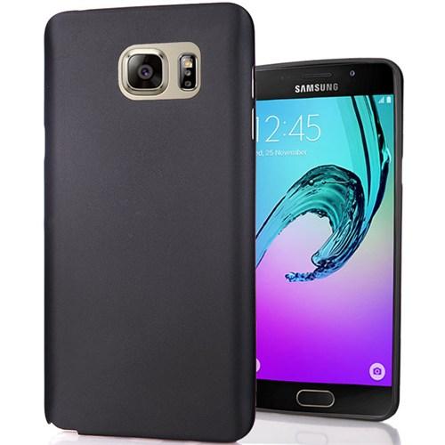 CoverZone Samsung Galaxy A3 2016 Kılıf A310 Slim Fit Dizayn Silikon Siyah