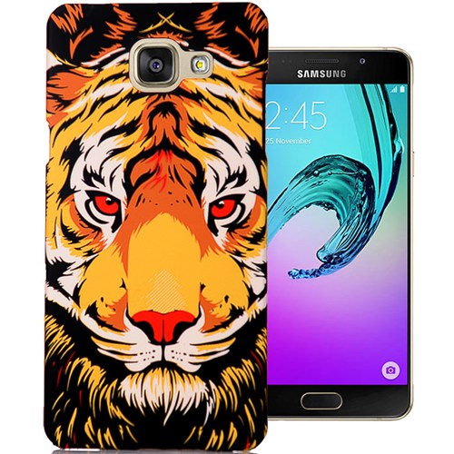 Cover Me Samsung Galaxy A3 2016 Kılıf A310 Resimli Kapak Kaplan