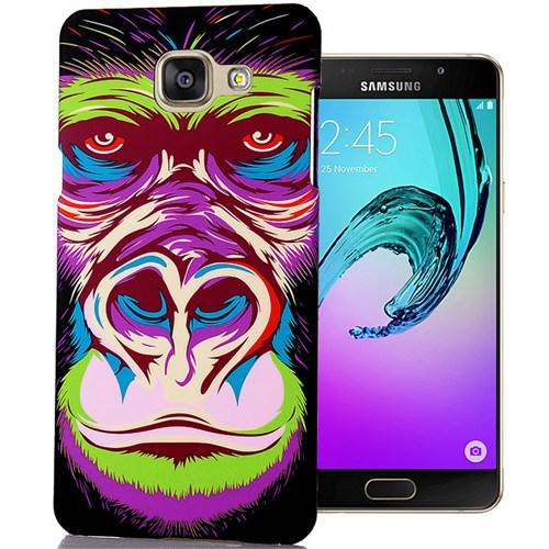 Cover Me Samsung Galaxy A7 2016 Kılıf A710 Resimli Kapak Goril