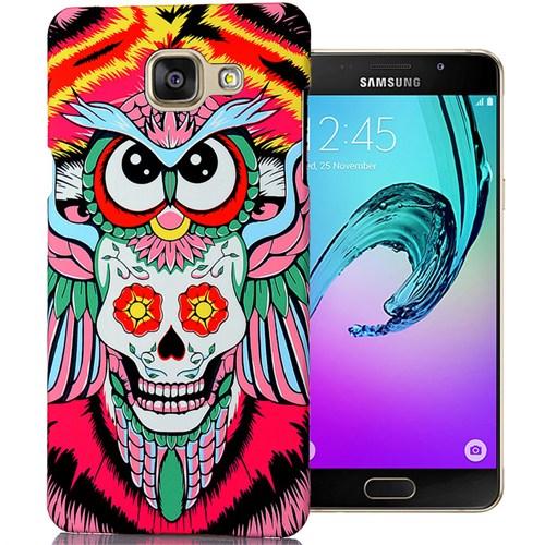 Cover Me Samsung Galaxy A7 2016 Kılıf A710 Resimli Kapak Koç