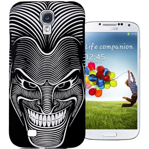 CoverZone Samsung Galaxy S4 Kılıf Resimli Kapak Maske