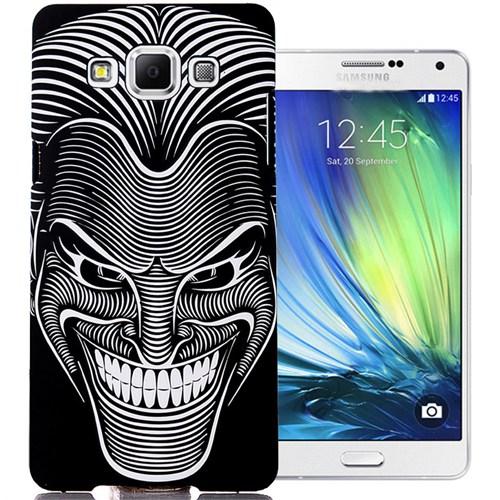 CoverZone Samsung Galaxy E5 Kılıf Resimli Kapak Maske