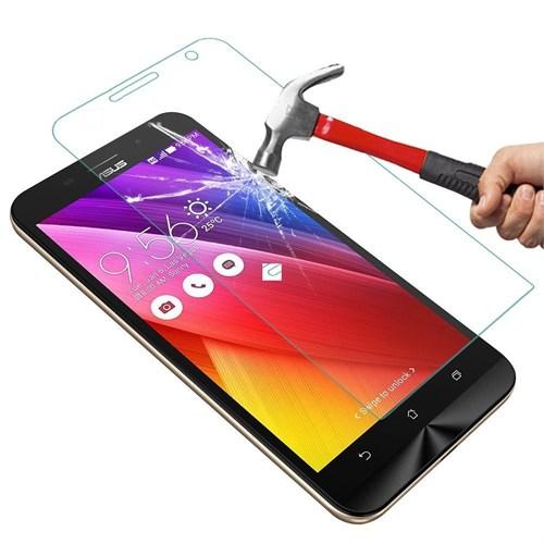 Kılıfshop Asus Zenfone Max Zc550kl Kırılmaz Cam Ekran Koruyucu