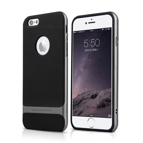 Markaawm Apple iPhone 6 Plus Kılıf Rock Kapak