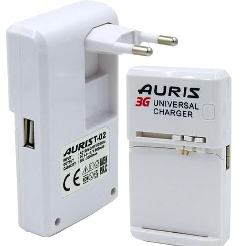 Markaawm Universal Batarya Şarj Cihazı Auris