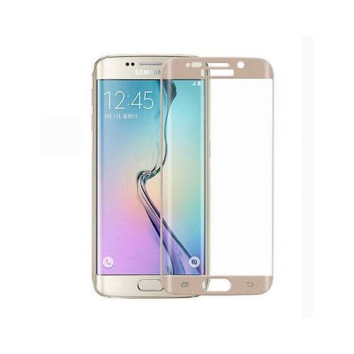 Markaawm Samsung Galaxy S6 Edge Oval Ekran Koruyucu Film