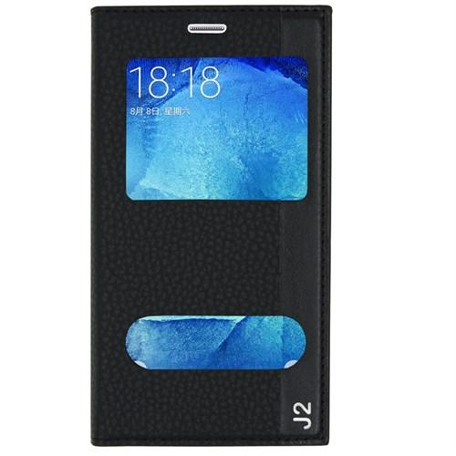 Markaawm Samsung Galaxy J2 Kılıf Gizli Mıknatıslı
