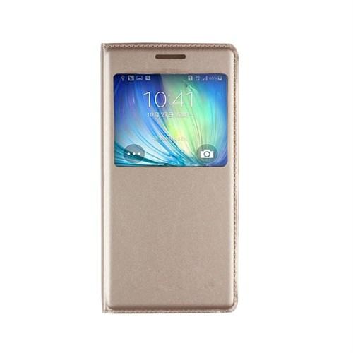 Markaawm Huawei P8 Lite Kılıf Pencereli