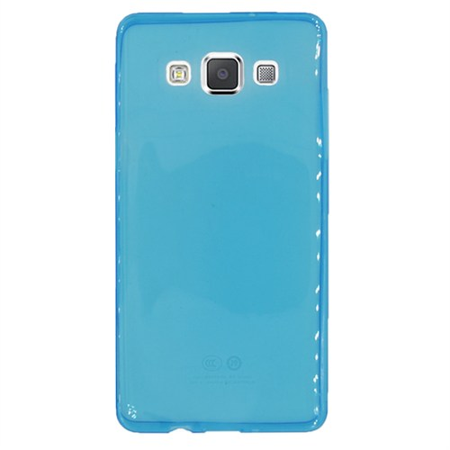 Markaawm Samsung Galaxy A7 Kılıf 0.3Mm Transparan Silikon