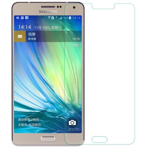 Markaawm Samsung Galaxy A7 Temperli Cam Ekran Koruma