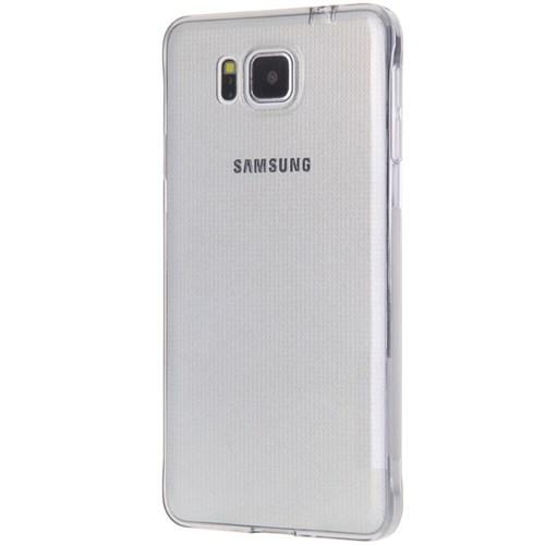 Markaawm Samsung Galaxy Alpha Kılıf 0.3 Mm Esnek