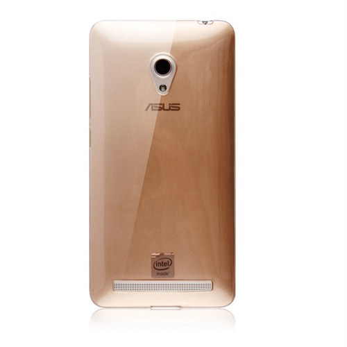 Markaawm Asus Zenfone 6 Kılıf 0.3 Mm Transparan Silikon