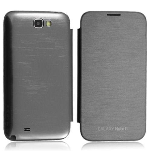 Markaawm Samsung Galaxy Note 2 Kılıf Flip Cover N7100