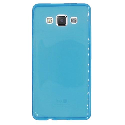 Markaawm Samsung Galaxy E7 Kılıf 0.3Mm Transparan Silikon