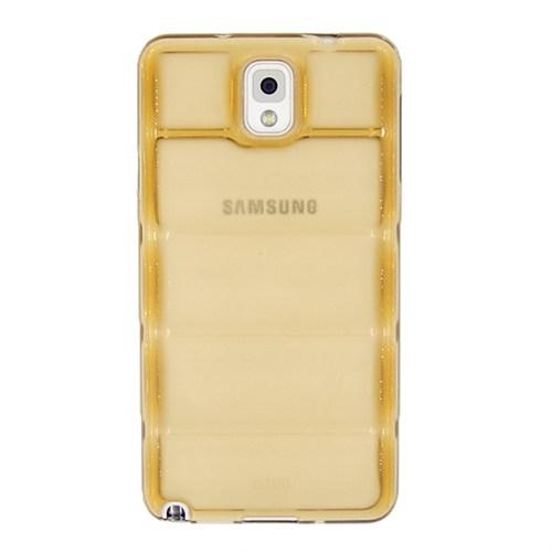Markaawm Samsung Galaxy Note 3 Kılıf Silikon Bubble